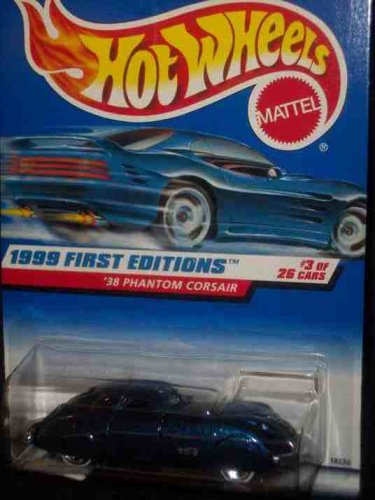 1999 First Editions #3 1938 Phantom Corsair Blue #656 Mint - 1