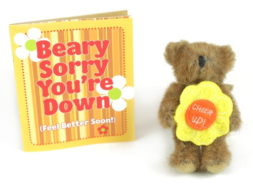 Beary Sorry You're Down by The Boyds Collection - 1