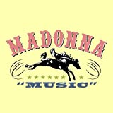 Madonna Music Car Bumper Sticker 12X12cm
