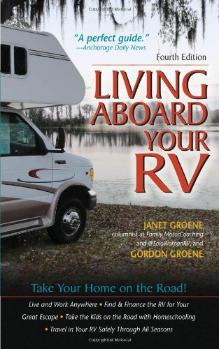 Living Aboard Your Rv, 4Th Edition front-389310