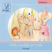 Milly und Billy im Wald (Sterntaler Hörgeschichten) | Katja Ruhl