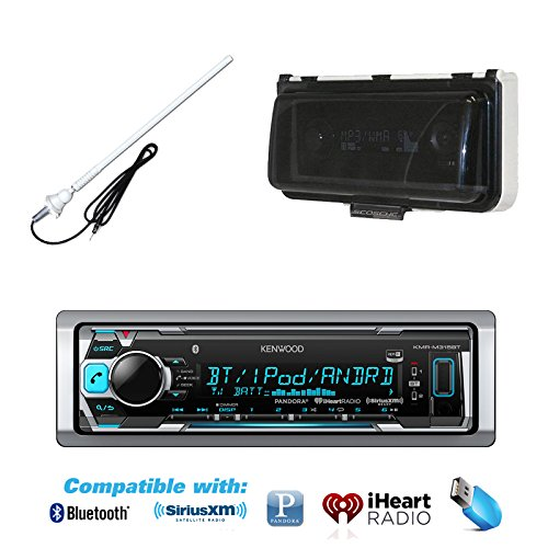 new-kenwood-marine-boat-yacht-outdoor-in-dash-bluetooth-mp3-usb-am-fm-radio-stereo-player-with-splas