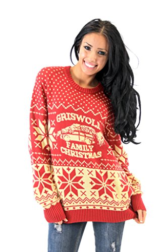 Griswold Family Ugly Christmas Sweaters