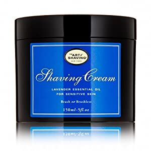 The Art of Shaving Shaving Cream-Lavender-5 oz.