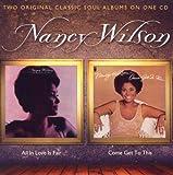 echange, troc Nancy Wilson - All In Love Is Fair / Come Get To This