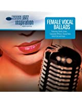 Jazz Inspiration: Female Vocal Ballads
