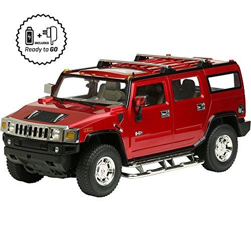 coche-a-control-remoto-a-escala-124-del-modelo-rc-hummer-h2-rojo-con-todos-los-detalles-que-te-pueda