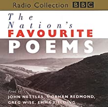 The Nation's Favourite Poems  by BBC Audiobooks Narrated by John Nettles, Siobhan Redmond, Greg Wise, Emma Fielding
