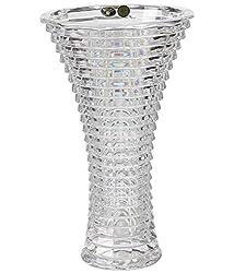 Bohemia Crystal Blade Vase