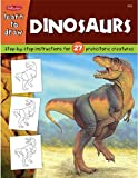 Learn to Draw: Dinosaurs (1420689029) by Walter Foster