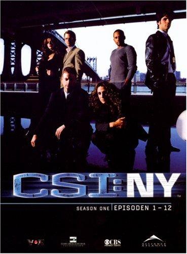 CSI: NY - Season 5 DVD (Csi Season 5 compare prices)