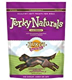 Zuke's Jerky Naturals Dog Treats, Lamb, 6-Ounce