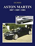 Colin Howard Aston Martin DB7, DB9, DBS