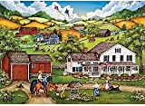 World's Smallest Puzzle Homecoming 1000 Piece Jigsaw Puzzle