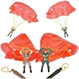 3.5 Inch Soldier Paratrooper (Package of 12)