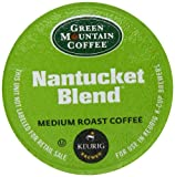 Green Mountain Coffee, Nantucket Blend K-Cup Portion Pack for Keurig Brewers, 50-count