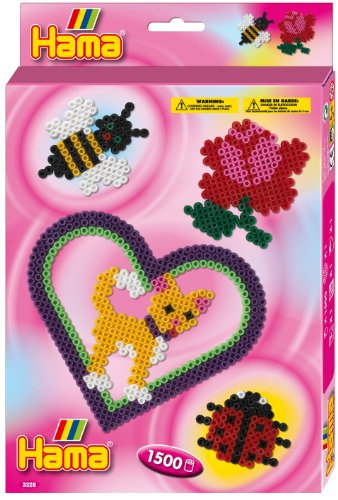 Hama / Starter Fuse Bead Gift Box for Girls