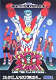 Captain Planet - Megadrive - PAL