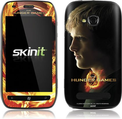 Skinit The Hunger Games -Peeta Mellark Vinyl Skin for Nokia Lumia 710