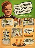 1940 Ad Leisure Line Home Appliances Westinghouse Range - Original Print Ad ....
