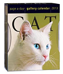Cat 2013 Gallery Calendar (Page a Day Gallery Calendar)