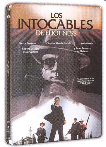 Los intocables de Eliot Ness (Caja metálica) [DVD]