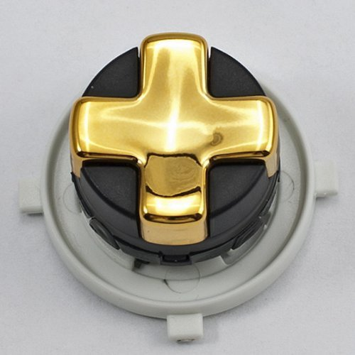 3Cleader® Transforming D-Pad For Xbox 360 Controller (Rotating Dpad) Gold