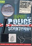 Expert de la police scientifiqe