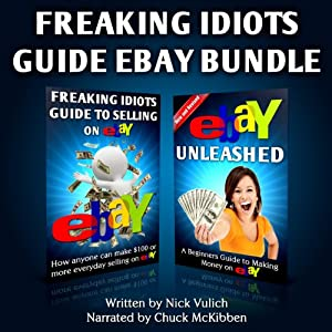 Freaking Idiots Guide Two-Book Bundle Audiobook