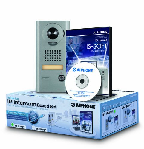Aiphone-Corporation-ISS-IPSWDV-Box-Set-for-IS-Series-IP-Video-Intercom