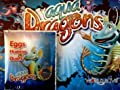 Aqua Dragons Eggs and Instructions