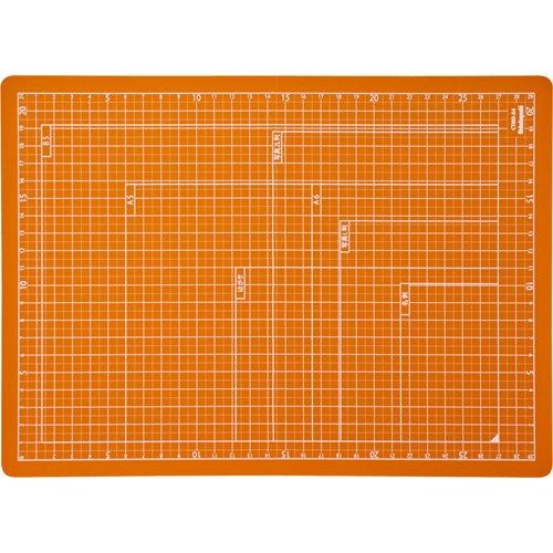 ナカバヤシ 折りたたみカッティングマット A4サイズ オレンジ CTMO-A4OR DIY・ガーデン 作業工具・大工道具 切断工具 [並行輸入品]