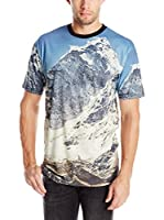 Neff Camiseta Manga Corta Expedition (Multicolor)