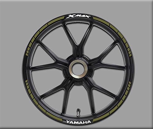 pegatinas-llanta-moto-xmax-r312-stickers-aufkleber-decals-autocollants-adesivi-moto-gp-oro