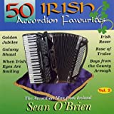 50 Irish Accordion Favourites, Vol.2 Sean O'Brien