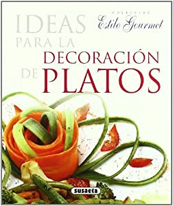 Ideas P/decoracion de Platos: 9788430565511: Amazon.com: Books