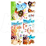 In The Night Garden GIRL/BOYS/WALL STICKER