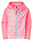 The North Face Toddler Girl's Glacier Full Zip Hoodie Sugary Pink 5