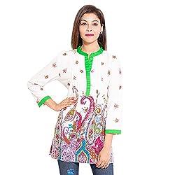 BELOMODA Women's Trendy Cotton Kurti