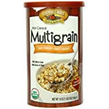 Country Choice Organic Multi Grain Hot Cereal, 18 Ounce Canisters (Pack of 6) ~ Country Choice Organic