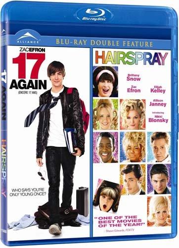 17 Again/Hairspray (Double Feature) (Blu-ray)