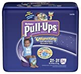 Huggies Pull-Ups Training Pants, Night-Time, Size 2T-3T (18-34 lb), (Design May Vary), 24 ct. Baby, NewBorn, Children, Kid, Infant