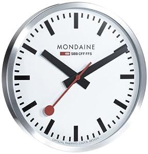 Mondaine Wanduhren Wanduhren klassisch A995.CLOCK.16SBB