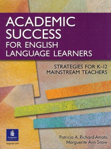 Academic Success for English Language Learners:...