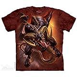 "The Mountain Kinder T-Shirt ""Dragon Raid"""