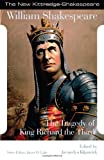 img - for SHAKESPEARE: The Tragedy of King Richard the Third (New Kittredge Shakespeare) book / textbook / text book