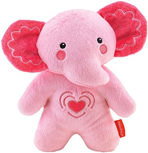 Fisher Price Calming Vibrations Cuddle Soother- Pink - 1
