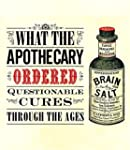What the Apothecary Ordered: Question...