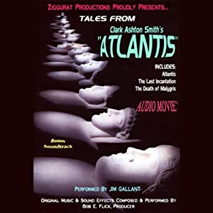 Tales from Atlantis, Volume I Audiobook