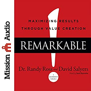Remarkable! Audiobook